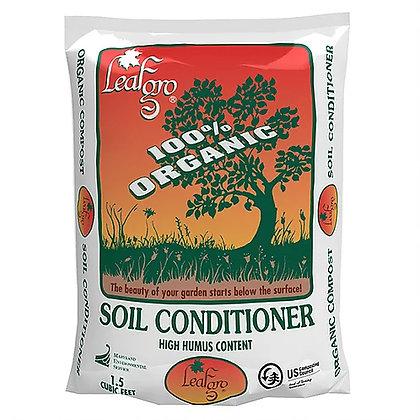 Leaf Gro Soil Conditioner 1.5 cubic feet