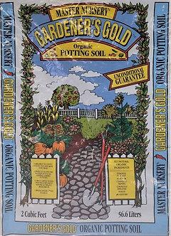 Gardener's Gold Potting Soil 2 Cubit Feet