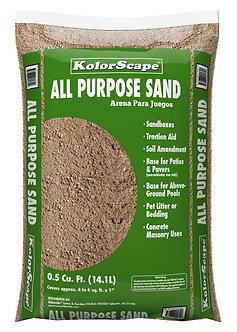 Kolorscape All Purpose Sand .5 Cubic feet