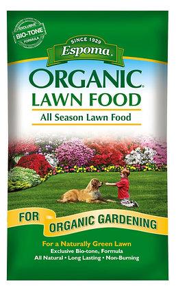 Espoma Organic Lawn Fertilizer