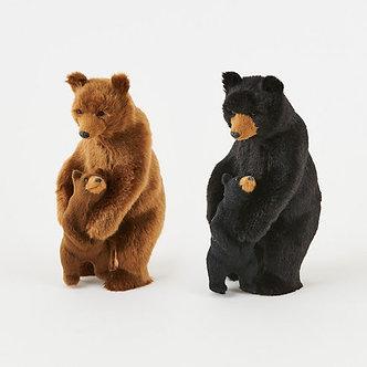 FIGURE BEAR HUGGING