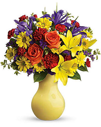 Start the Party Bouquet by Teleflora