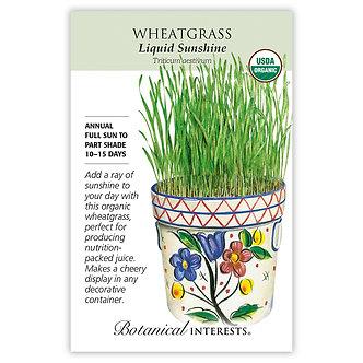 Wheatgrass Org