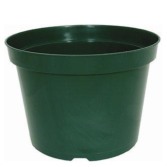 "Pot Grower Round  Green 8"""