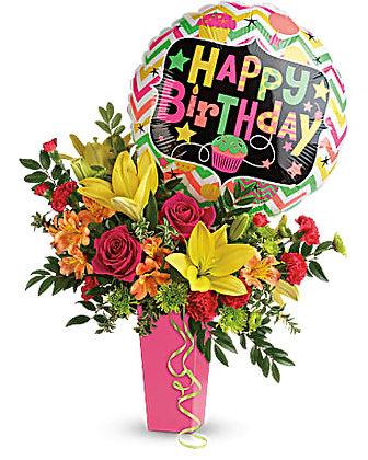 Birthday Bash Bouquet