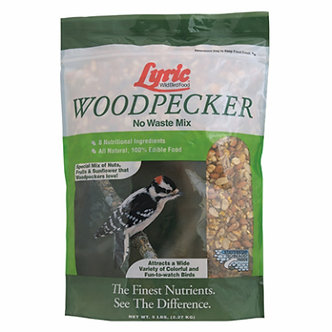 Lyric Wood Pecker Bird Food 5 lbs