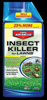 Bayer Advanced 708270D Insect Killer for Lawns  40 Oz