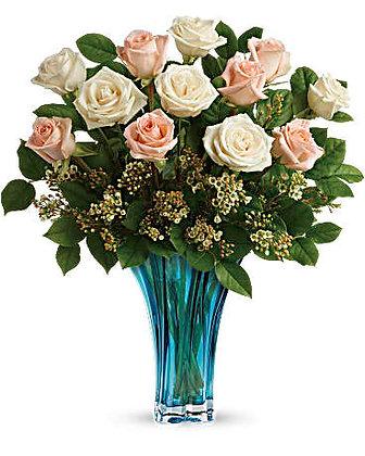 Teleflora's Ocean Of Roses Bouquet