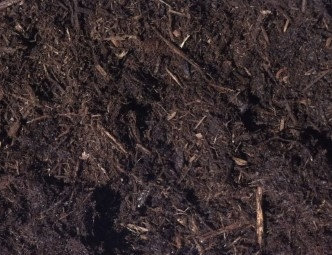 1 Yard Bulk Shredded Hardwood Mulch