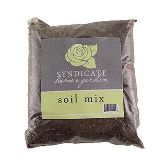 Syndicate Home & Garden 9650-12-00 Soil Mix Bag Quart - Case of 12