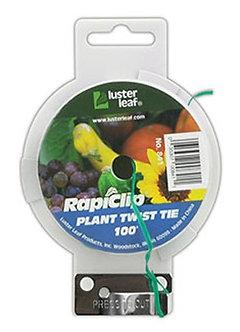 Lusterleaf 841 30 Mm Rapiclip Plant Twist Tie - Case of 12
