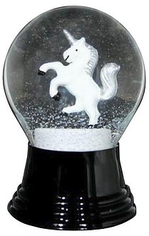 Snowglobe - Medium Unicorn