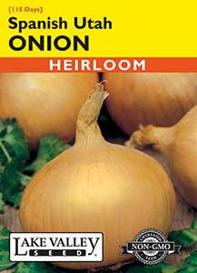 ONION SPANISH UTAH  HEIRLOOM