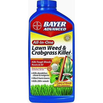 BioAdvanced AIO Weed and Crabgrass Killer