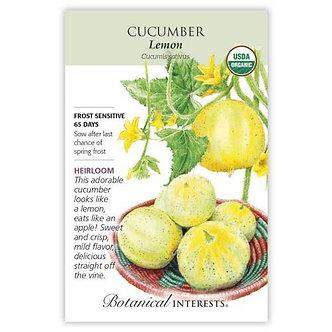Cucumber Lemon Org