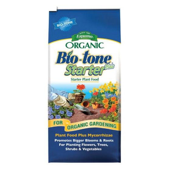 Espoma Organic Bio-Tone Starter Plus Plant Food