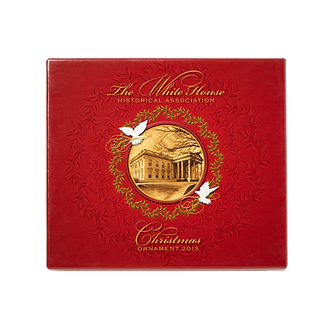 2013 White House Christmas Ornament