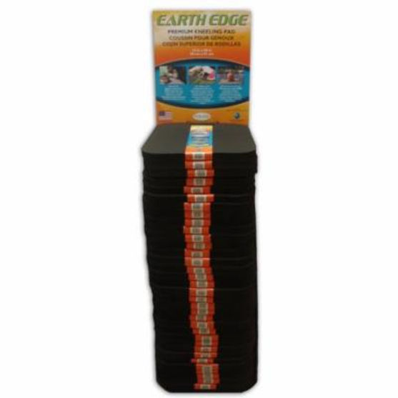 Earth Edge EE000261-10 20 X 15 X 1 in. Rubber Ultimate Comfort Pad - Black