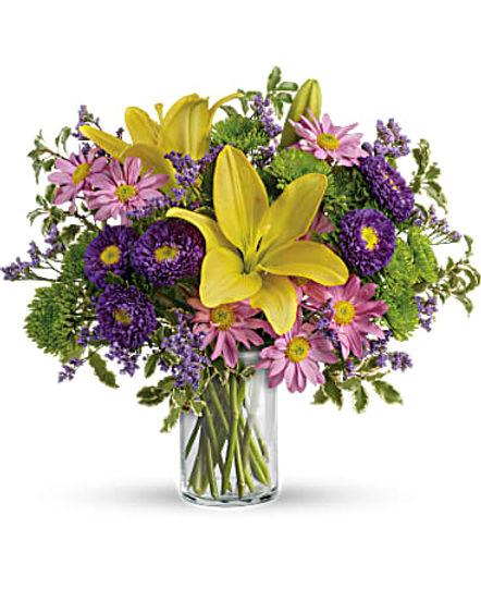 Teleflora's Fresh And Fabulous Bouquet