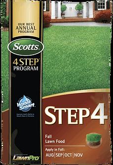 Scotts STEP 4 - Fall Lawn Food 5,000 Sq Ft