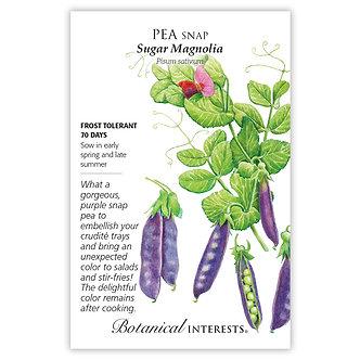 Pea Snap (purple) Sugar Magnolia