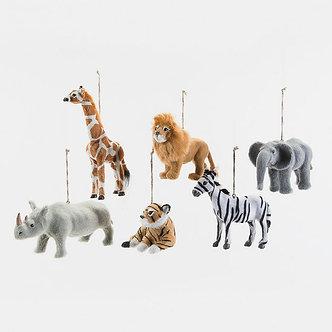 ORNAMENT AFRICAN ANIMAL