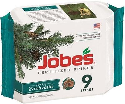 Easy Gardener Products  Evergreen Spikes Fertilizer