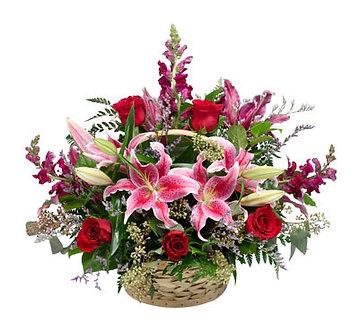 The Pink Basket
