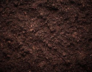 1 Yard Bulk Top Soil and Leaf Gro Mix