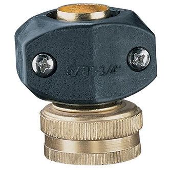 Nelson Sprinkler .63in. & .75in. Brass & Nylon Female Hose Repair 50431