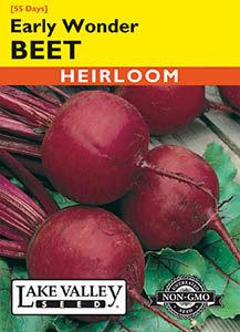 BEET EARLY WONDER   HEIRLOOM
