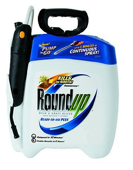 Roundup Weed & Grass Killer RTU Plus Pump 'N Go Sprayer