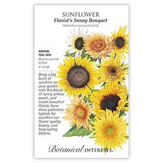 Sunflower Florist's Bouquet hybrid