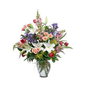The Grand Assortment Vase