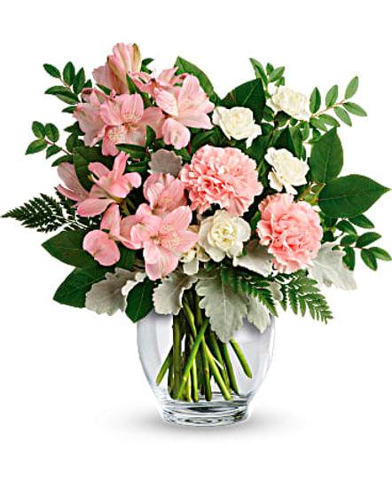 Teleflora's Whisper Soft Bouquet