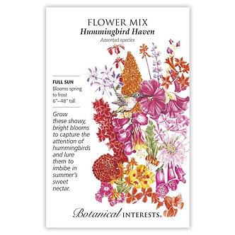 F Mix Hummingbird Haven