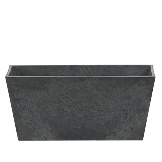 """Recycled Planter 9.5""""x5""""x4.25"""""""