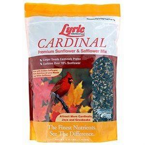 Lyric Cardinal Bird Food 5 lbs