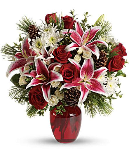 Winter Treasures Bouquet