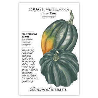 Squash Winter Acorn Tble King