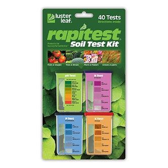Lusterleaf Rapitest Soil Test Kit  1601