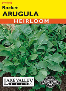 ARUGULA ROCKET  HEIRLOOM