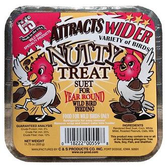 11.75 Oz. Nutty Treat Suet