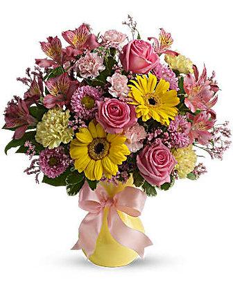 Darling Dreams Bouquet by Teleflora
