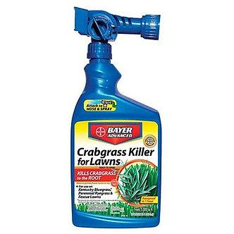 Bayer BAY704115A  Advanced Crabgrass Killer for Lawns Ready-to-Spray  32-Ounces