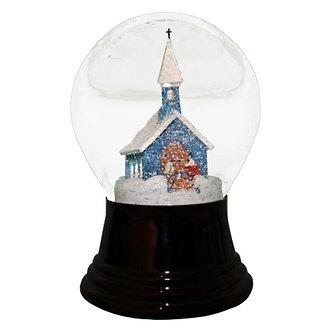 Snowglobe Medium Chapel