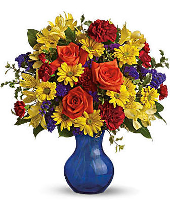 Teleflora's Three Cheers for You!