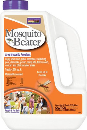 Bonide Products Mosquito Beater Natural Granul 4000 Sq Ft - 5612