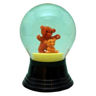 Snowglobe - Medium Teddy Bears