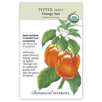 Pepper Sweet Orange Coral Belle